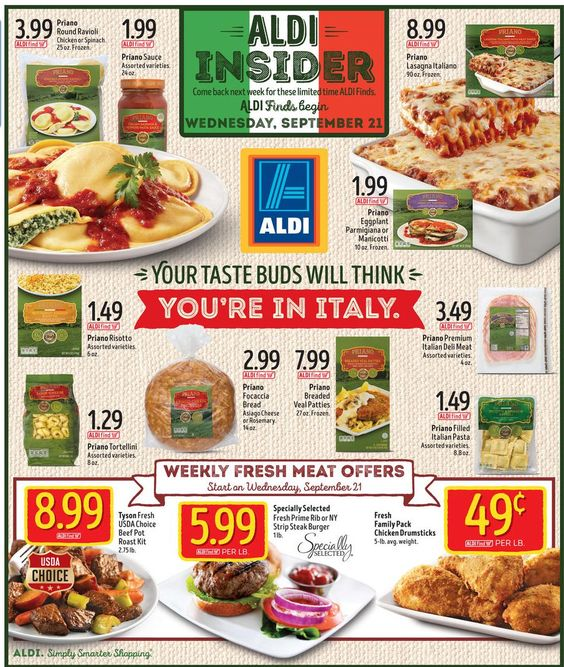 Aldi In Store Ad Starting September 21, 2016 - http://www.olcatalog.com/grocery/aldi/aldi-in-store-ad.html