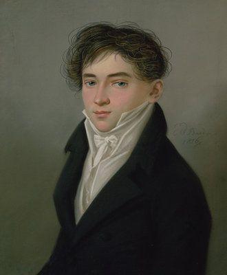 Carl Wilhelm Bardou,    Count A Kisseleff    1816: