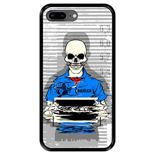 coque iphone 8 la faucheuse de la mort