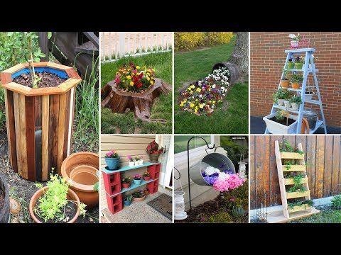 62 120 Cheap And Easy Diy Garden Ideas Youtube Diy Greenhouse