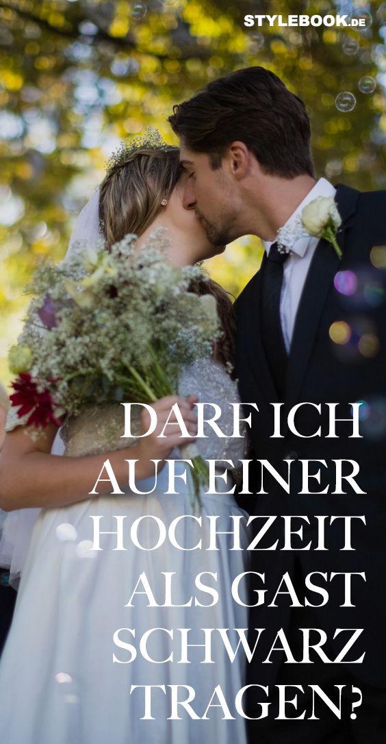 Dresscode Fur Hochzeitsgaste Darf Ich Ein Schwarzes Kleid Tragen Hochzeit Outfit Gast Outfit Hochzeit Hochzeit