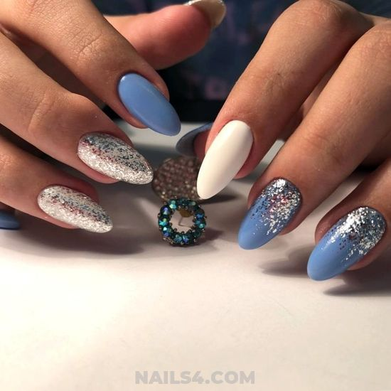 35 Easy Nail Design Ideas For Party Simple Nail Designs Nail Designs Nail Art Diy