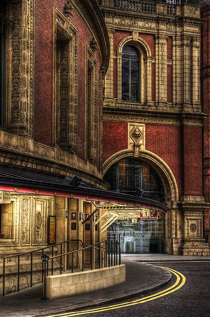 Reino Unido. Royal Albert Hall, Kensington, London