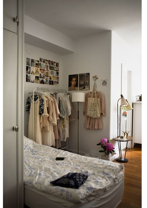 Gotenburg apartment of lisa marie the designer behind the for Apartment clothing