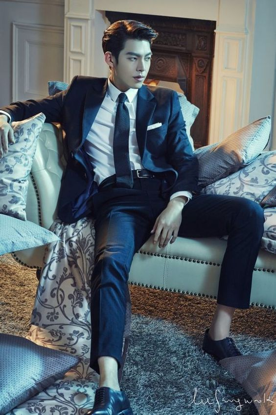 Kim Woo Bin Sleek and Stylish Starting Off 2015 in New Fashion Spread | A Koala's Playground