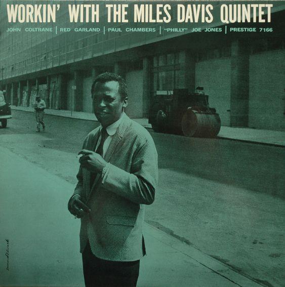 Miles Davis - Workin: Davis Workin, Miles Davis, Lp Miles, Davis Quintet, Albums I Love, Allposters Com, Jazz Covers, Favorite Albums, Quintet Posters