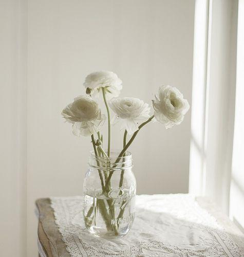 simple flowers.