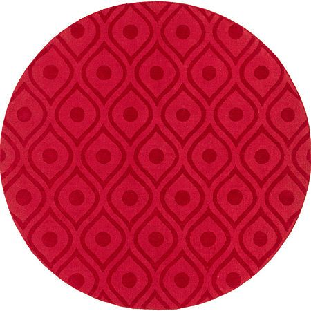 Nina Round Area Rug Wool Area Rugs Artistic Weavers Area Rug Collections