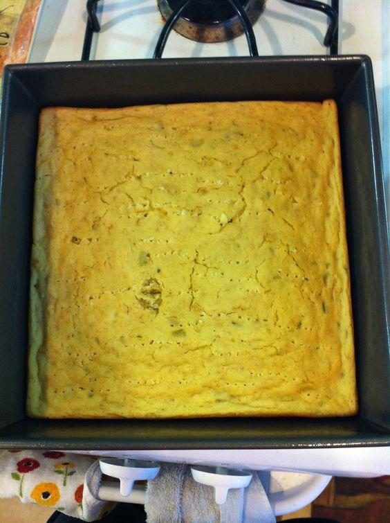 Tamale Casserole (carnitas leftover recipe, as promised!)