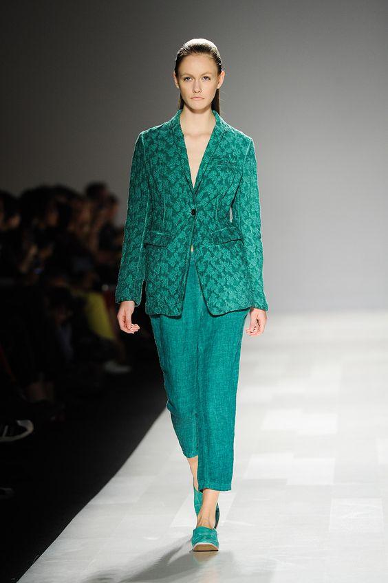 JNBY SS 2014 | World MasterCard Fashion Week Toronto