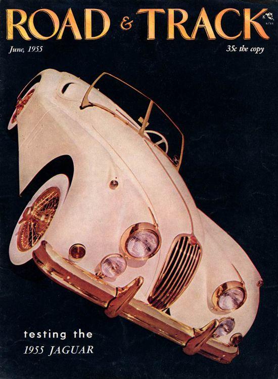 1955 Jaguar XK-140 | Jeeves and the Jaguar