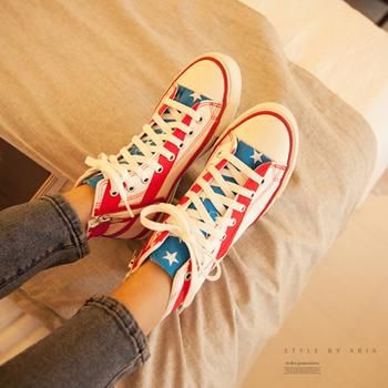 Yes24.com Indonesia - stripe-shoes