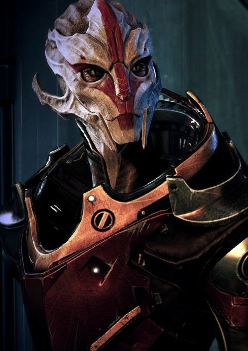 Female drell Are the