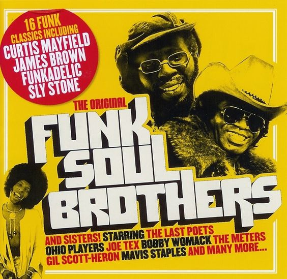 Various Artists - The Original Funk Soul Brothers & Sisters (2005)