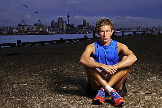 New Zealand Elite triathlete Ryan Sissons by xavierwallach, via Flickr