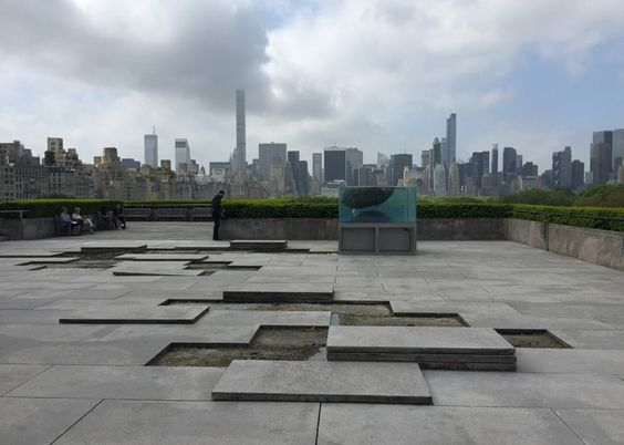 Pierre Huyghe Incorporates Primordial Elements Into Met