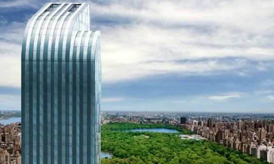 One57-Development-NYC One57, West 57th Street, New York, État de New York, États-Unis