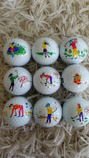 Golf Ball Decorations 17 Best Images About Golf Stuff On Pinterest Golf  Golf Ball And