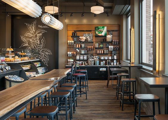 Starbucks Broadway And Pike Seattle Spaced