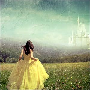 every girl should hold onto her princess dreams