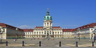 Schloss Charlottenburg, Berlino