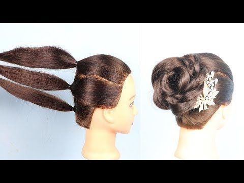 Messy Rose Bun Hair Styles Stylish Hair Messy Bun Hairstyles