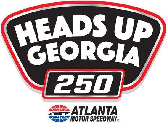 NASCAR XFINITY Series Heads Up Georgia 250 at Atlanta Preview