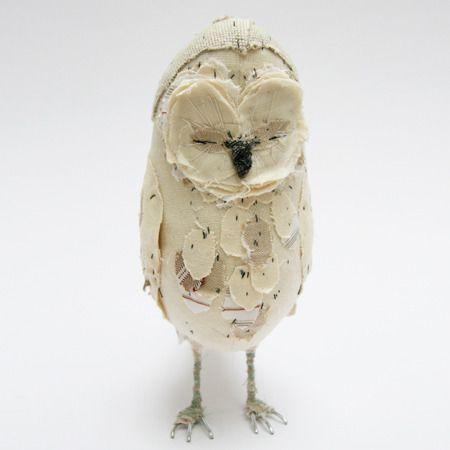 Image of Ponsenby Owl - CREAM