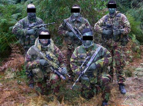 Resultado de imagen de deep range combat and reconnaissance patrols