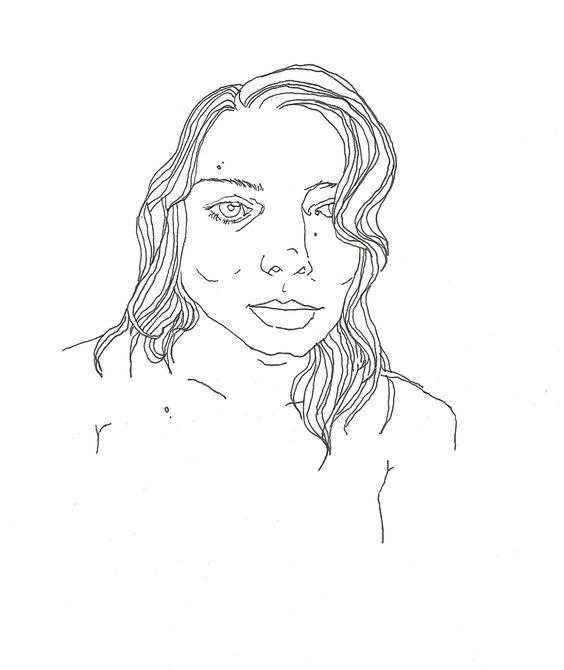 Portrait - Léa P