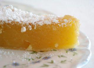 2 Dedos de Conversa: tarte de grão-de-bico
