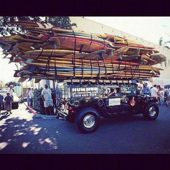 #hummer #surfcar