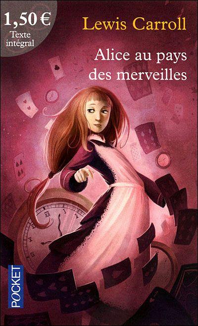 Alice au pays des merveilles - Lewis Carroll: