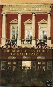 The Beastly Beatitudes of Balthazar B Billy Connelly