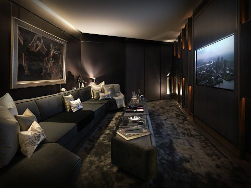 58 Easy Decor Ideas That Make Your Place Look Cool Interior Design Home Cinema Room Home Theater Design Home