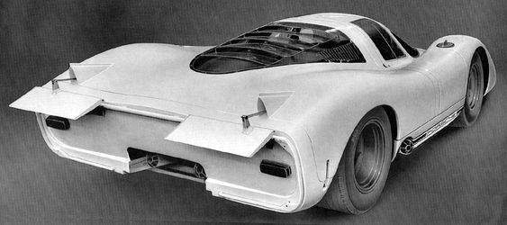 Porsche 917 K-69 - Stuttcars.com The flaps were operated by the independent rear suspension and moved independently during the body roll in cornering