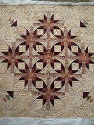 Beautiful block patt - http://quiltingimage.com/beautiful-block-patt/