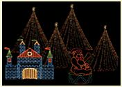 Holiday Lights on the Lake - Starts November 22nd at Lakemont Park