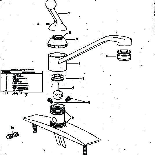 Delta Faucet Washer Replacement Delta Faucet Washer Replacement Centurion Og Delta Faucet Washer Repl In 2020 Delta Kitchen Faucet Faucet Parts Kitchen Faucet Design