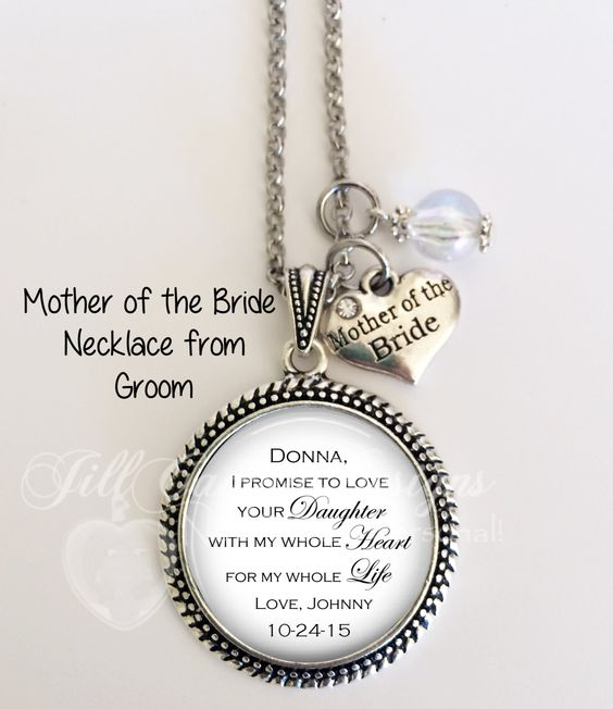 daughters bride gifts grooms heart brides love etsy life gifts mother ...