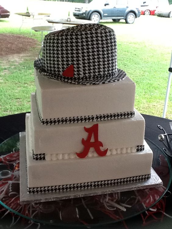 wedding cakes alabama alabama cake ideas and alabama cakes on 23773