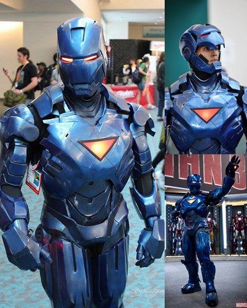 Stealth Iron Man
