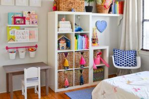 ديكورات غرف أطفال ايكيا مودرن Kids Room Organization Ikea Kallax Shelf Kids Room Design