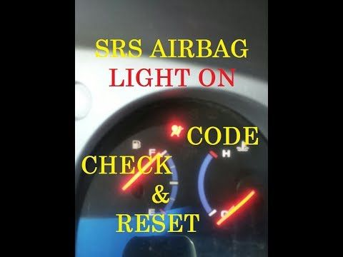 11 Airbag Srs Problems And Help Codes 6 10 6 20 Honda Acura Mdx Youtube Acura Mdx Acura Coding