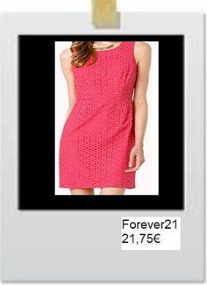 Tonos cítricos - fresa ácida Forever21