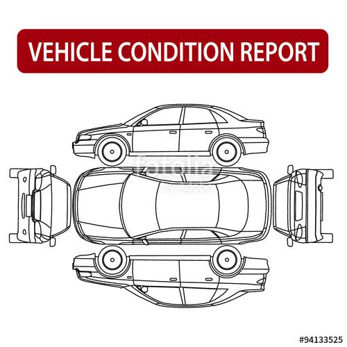 Vehicle Inspection Form Template Vehicle Inspection Car