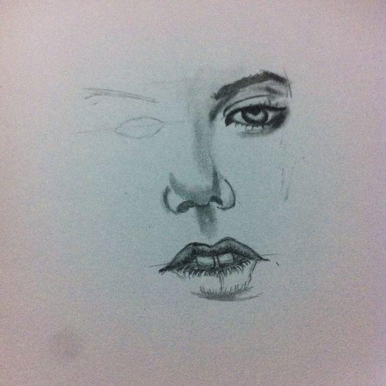 I drew Grace Hartzel :))
