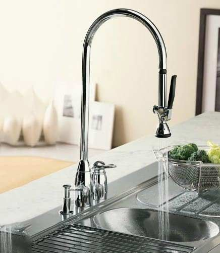Kohler Promaster High End Kitchen Facuets K 6330 Highendfaucets