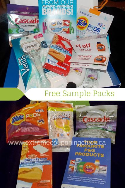 Product Sample Packs Are Free So is Sharing PayItForward – Free Mail Sample