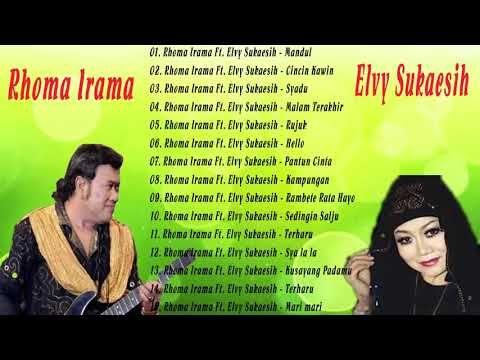 Elvy Sukaesih Ft Rhoma Irama Kumpulan Duet Romantis Dangdut